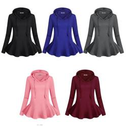 188681c35ce90 ElEgant swEatshirts online shopping - women long sleeve Hoodies fashion  wave Sweatshirts Elegant Casual Tops Long