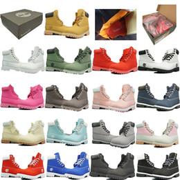 80dde968bc Original Timberland Chaussures De Course Classique Bottes Casual Style  Martin Marque De Luxe Pour Hommes Femmes