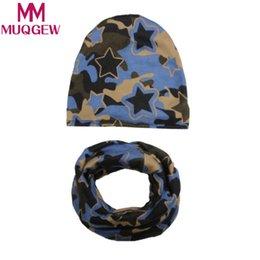 2f6f4ea656a MUQGEW Autumn Winter Baby Hat Girl Boy Cap Children Hats Toddler Kids Hat  Scarf Collars newborn photography accessories hairband