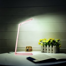 $enCountryForm.capitalKeyWord NZ - LED Desk Lamp,Transformers Dimmable Portable Table Lamp, Built-In Battery, Energy Efficient, Aluminum Alloy Foldable Lamp