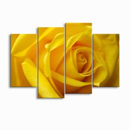 Art Canvas Prints NZ - painting & calligraphy print Rose canvas poster wall art living room restaurant Bedroom Decorative paintings MGE4-009
