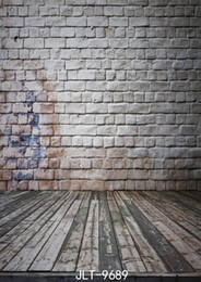 $enCountryForm.capitalKeyWord NZ - Brick Wall Wooden Floor 5X7ft Children Baby Photo Vinyl Backgrounds Photography Photo Studio Backdrop