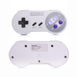 pc dual joystick NZ - Wireless Classic Joystick Bluetooth USB-C 8Bit do SF30 Pro   SN30 Pro   SNES30 Controller Dual Pc for iOS Android Gamepad PC DHL