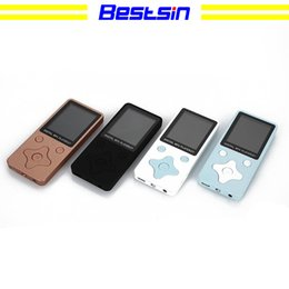 Thin mp4 player online shopping - Bestsin New T1 plug in MP3 ultra thin lightweight portable portable MP3 music player video MP4 MP3