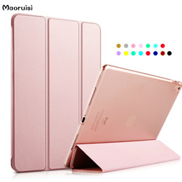 $enCountryForm.capitalKeyWord Canada - For Apple iPad Pro 9.7 Cases kenke PU Leather Smart Cover table accessories case Sleep Wake up case for apple iPad air 2 case