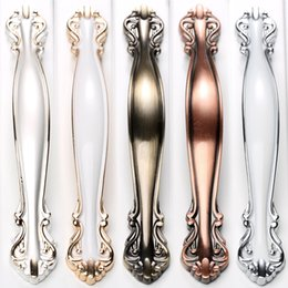 $enCountryForm.capitalKeyWord NZ - Furniture Handles Wardrobe Door Pulls Dresser Drawer Handles Kitchen Cupboard Handle Cabinet Knobs and 64mm  96mm  128mm