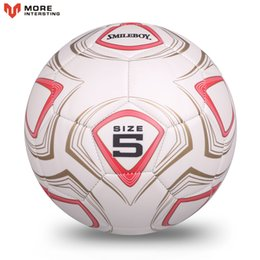 $enCountryForm.capitalKeyWord NZ - 2017High Quality Match Trainning Soccer Ball Size 5Sports Football Goals Machine Sewing Pvc Balls With Metal Gas Needle Gifts