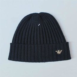 a88313df106 Luxury Brand Women Knitted Beanies for Men Women Fashion Brand Designer  Outdoor Caps Winter Warm Female Sports Skull Caps for Birthday Gift