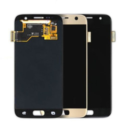 $enCountryForm.capitalKeyWord NZ - For Samsung Galaxy S7 LCD Display With Touch Screen Digitizer Assembly Replacement Mobile Phone Screen Repair Parts For SM-G930A SM-G9300