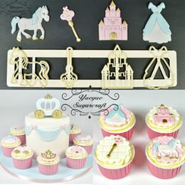 Fairies Mold Cakes NZ - fairy tale plastic fondant cutter cake mold fondant mold fondant cake decorating tools sugarcraft