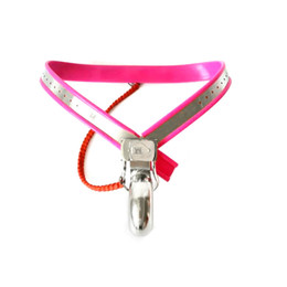 Male chastity Model y online shopping - New Male Adjustable Model Y Stainless Steel Chastity Belt Device Enclosed Totally Cock Penis Cage Adult Bondage Bdsm Sex Toy Color