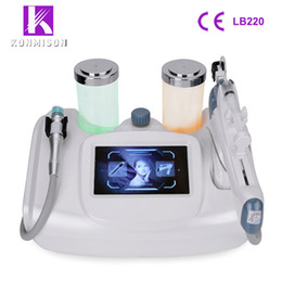 Wholesale New Arrival In Hydrafacial Machine RF Needle Mesotherapy For Skin Care Water Jet Peel Facial Meso Gun
