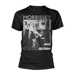$enCountryForm.capitalKeyWord UK - Morrissey Haircut The Smiths Rock T-Shirt Officiel Hommes
