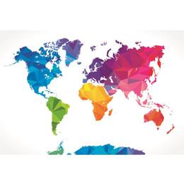 $enCountryForm.capitalKeyWord UK - Diamond Embroidery World Map Watercolor 5D DIY Diamond Painting Cross Stitch Art Gift Full Square Round Mosaic Pattern Decoration Set