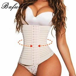 a8a986f106 Women Workout Waist Trainer Long Torso Hot Body Shaper Bodysuit Waist  Cincher Firm Control Corset Slimming Belt Ladies Girdles