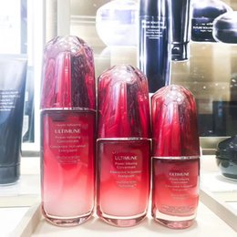 China 50ml 75ml 100ml Japan Ginza Tokyo Ultimune Power Infusing Concentrate Activateur Face Essence Skin Care 50ml suppliers