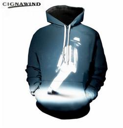 $enCountryForm.capitalKeyWord UK - Most popular Michael Jackson hoodies 3D print favorite hoodies men women sweatshirt hip hop streetwear unisex sweat shirt C02