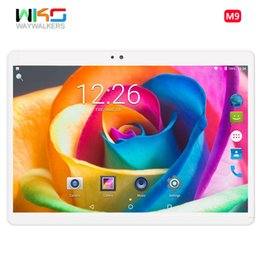 Discount tablets free shipping - Free shipping Android 7.0 Smart tablet pcs android tablet pc 10.1 inch Octa core computer Ram 4GB Rom 32 64GB MT8752