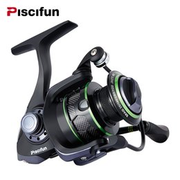 $enCountryForm.capitalKeyWord UK - Piscifun Venom Fishing Reel 12Kg Max Drag Spinning Reel 10+1 Bearings Water Resistant 5.1:1 Gear Ratio Spinning Fishing Reel