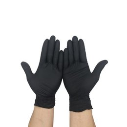 Chinese  Disposable Portable Glove Rubber Latex Elastic Non Toxic Reusable Security Soft Gloves Flexible Lightweight Anti Static Style 25kd ZZ manufacturers