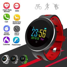 Q8 Smart Watch Australia - 3 Colors Q8 Pro Smart Watch Wristband Blood Pressure Heart Rate Monitor Sports Waterproof Motion Tracking Wristwatch Band 2018