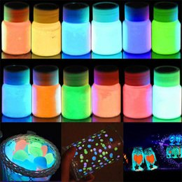 $enCountryForm.capitalKeyWord Australia - 20g Glow in the Dark Acrylic Luminous Paint Bright Pigment Party Decoration DIY Craft