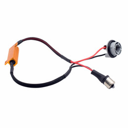 1157 led load resistor online shopping - decoder led X Car LED Load Resistor BA15S BAY15D High Quality Canbus Error Free Warning Canceller Decoder