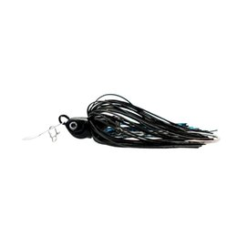 Bait Spinners UK - 1PCS 7cm 10g Fishing Lure Rubber Jig Compound Bait Finness Chatter Spinner Spoon Artificial Fish Jigs Head Hook Fishing Tackle Y18100906