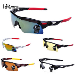 5283984cd85 The New Dazzling Color Film Reflector Sunglasses Wholesale Men And Women Outdoor  Riding Glasses Explosion-proof