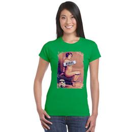 China Brand design Leia REBEL Performance Womens T-shirt Hot Sale Ethereum ajax pubg trasher funny bts tee Summer Fitness Basic tshirt suppliers