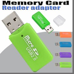 $enCountryForm.capitalKeyWord Australia - HOT Epacket Free Shipping High Speed USB 2.0 Micro SD card T-Flash TF M2 Memory Card Reader adapter 2gb 4gb 8gb 16gb 32gb 64gb TF Card