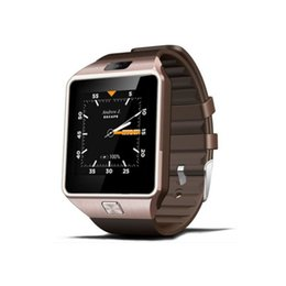 China QW09 smart watches DZ09 android upgrade WIFI card positioning of 3G call 5 million camera waterproof stainless steel shell business birthday supplier gps steel suppliers
