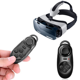 $enCountryForm.capitalKeyWord UK - New 4 in1 Mini Wireless Portable Bluetooth Remote Gamepad Game Controller Joystick For Gear VR Virtual Reality Glasses Fashion
