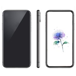 phones real gps 2019 - Goophone x 8 plus 5.5inch Cellphone show 4g lte show 256GB Real 1GB ram 4GB rom Quad Core 3G Unlocked phone Sealed