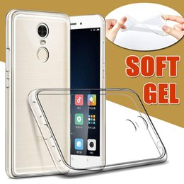 Wholesale Ultra Thin Slim Clear Soft TPU Case Silicone Crystal Transparent Cover For Xiaomi Mi SE Lite X Plus Mix Max Pro Redmi Note A S2