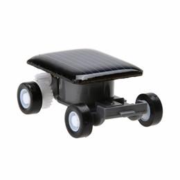 $enCountryForm.capitalKeyWord UK - Mini Smallest Solar Powered Robet Racing Car Moving Drive Car Fun Gadget Toy For Kids free shipping