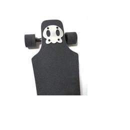Discount skateboard decks - 2pcs Skateboard Deck Cartoon Style Aluminium Gasket Longboard Gasket Prevention In Mat Skateboard Slide Cushion Prevent