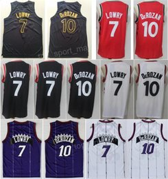 20e7d651d97 store the north city edition 10 demar derozan jerseys men basketball 7 kyle  lowry jersey sport