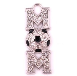 Wholesale Hot trend of the explosion of basketball women s personality fashion pendant