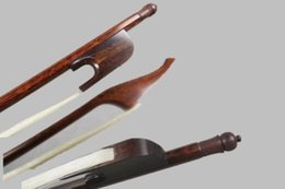 Cello bows online shopping - Strong Baroque snakewood cello bow with snakewood frog