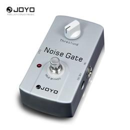 Pedal effect joyo online shopping - JOYO JF Noise Suppressor Noise Gate Electric Guitar Effect Pedal Musical Instrument Guitar Accessories