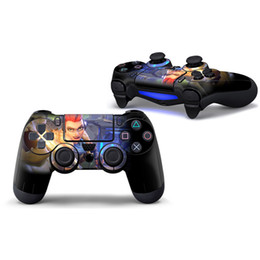 China Hot Game Fortnite PS4 Controller Skin, Fortnite Battle Royale Vinyl Game Controller Stickers for Sony PS4 PlayStation 4 Console Decal cheap hot decals suppliers
