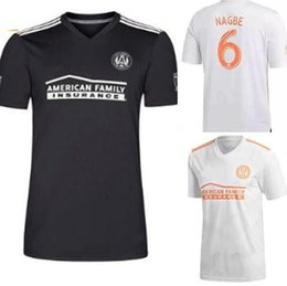 e58c328a5 Top Thai quality 18 19 Atlanta United soccer jersey 2018 2019 GARZA JONES  VILLALBA MCCANN MARTINEZ ALMIRON FC Atlanta away football shirt