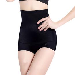 2e26f5793f9b4 S-XXL Black High Waist Cincher Butt Lift Panties Women Sexy Slimming Body  Shaper For Tummy Control Women s Boyshorts Underwear