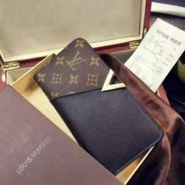 Women s Men s Long Wallet Purse Leather Classical Brand Fashion Luxury  Handbags Clutch Satchel Totes Hobos Bags Hotsale Wholesale 4c094c6ae6be8