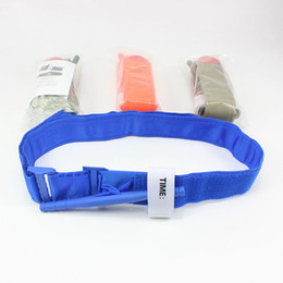 Wholesale 3 Colors Outdoor First Aid Medical Combat Tourniquet Emergency Tool One Hand Operation Combat Tourniquet Equipment Military Free DHL