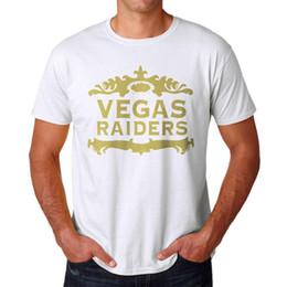 Raider White Australia - Vegas Raiders Golden Nugget Men's White T-shirt NEW Sizes S-2XL