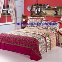 Discount cotton bedsheet wholesaler - 1PC 100% Cotton Bedroom Dormitory Bedsheet Comfortable Floral Heart Printing Bdespread Flat Sheet Home Decorative Beddin