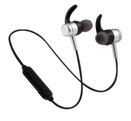 $enCountryForm.capitalKeyWord UK - Bluetooth Headphone Wireless Headset Magnetic Neckband Sport Bluetooth Earphone with Mic XH300 Hotsale