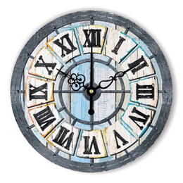 $enCountryForm.capitalKeyWord UK - Modern Design Large Decorative Wall Clock With Roman Number Warranty 3 Years Frozen Quiet Watch Wall Clock For Living Room Decor